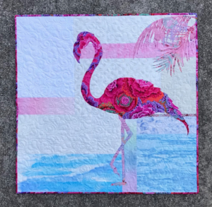 Image of Flamingo Quilt