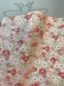Mistyfuse on Fabric