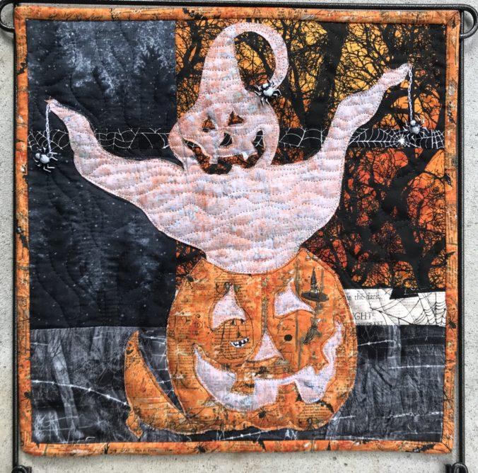 Image of Jacq O'Lantern Quilt