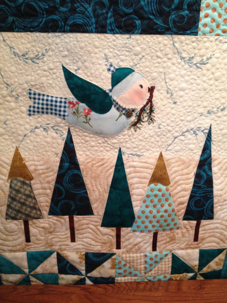 Image of Winter Quilt