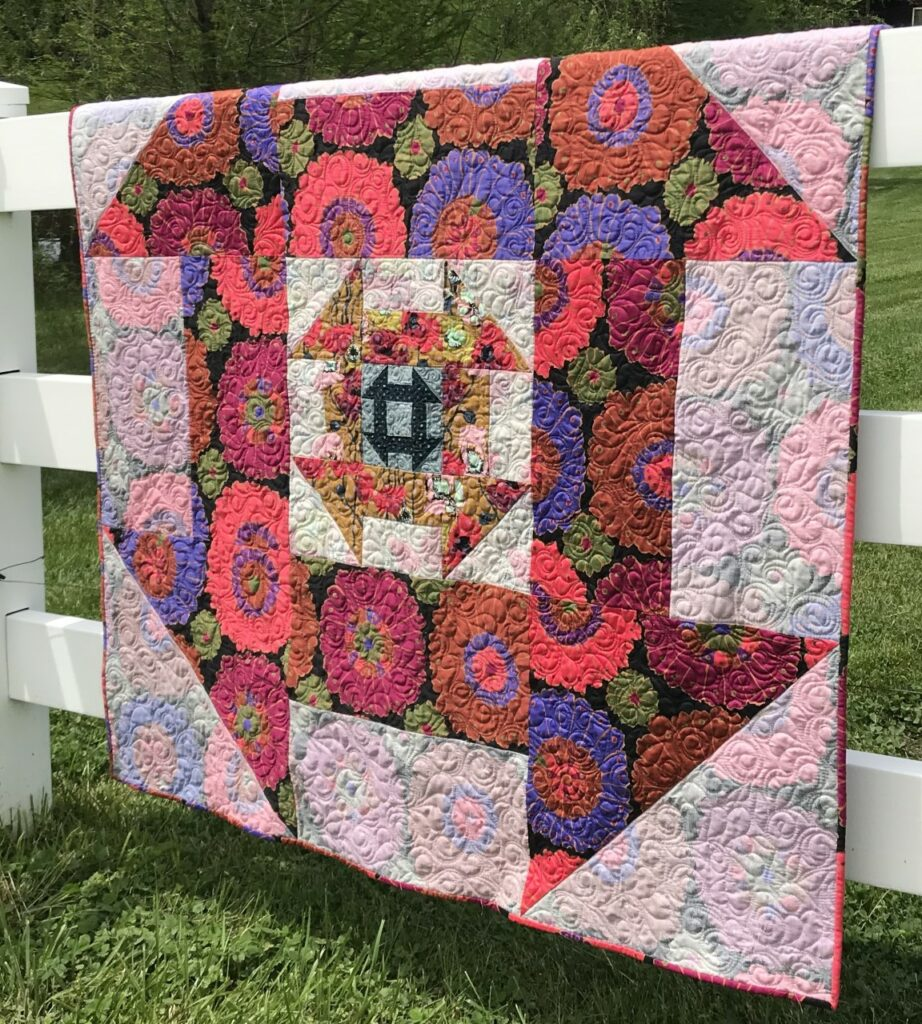 Image of Churn Dash Quilt