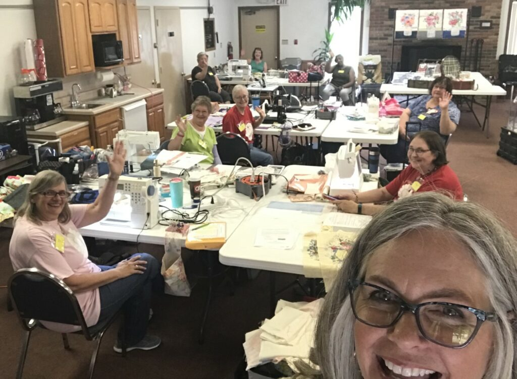 Image of Quilt Class